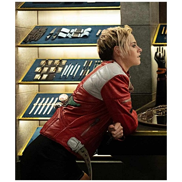 Charlie's Angels Sabina Wilson Leather Jacket