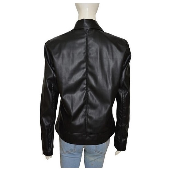 Chloe Decker Black Women's Jacket from Lucifer