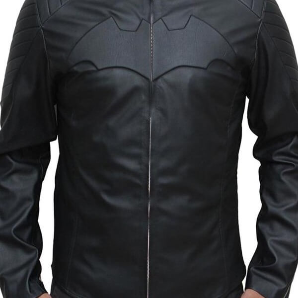 Classic Batman Jacket From Batman Begins