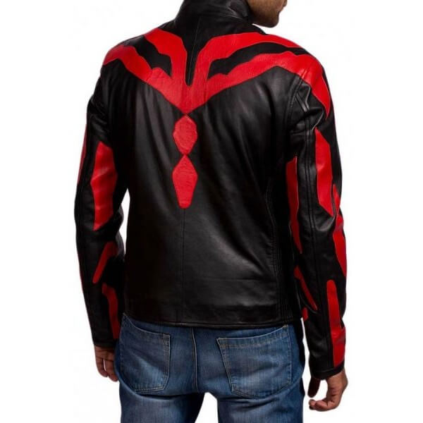 Darth Maul Star Wars Costume Jacket