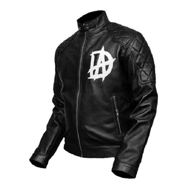 Dean Ambrose Stylish Leather Jacket from WWE
