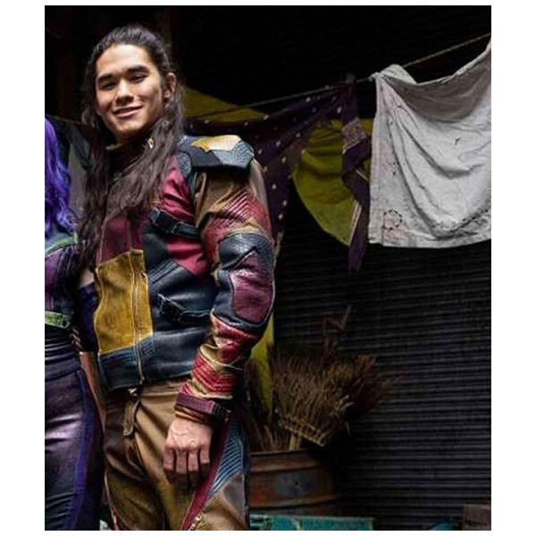 Descendants 3 Jay Leather Jacket