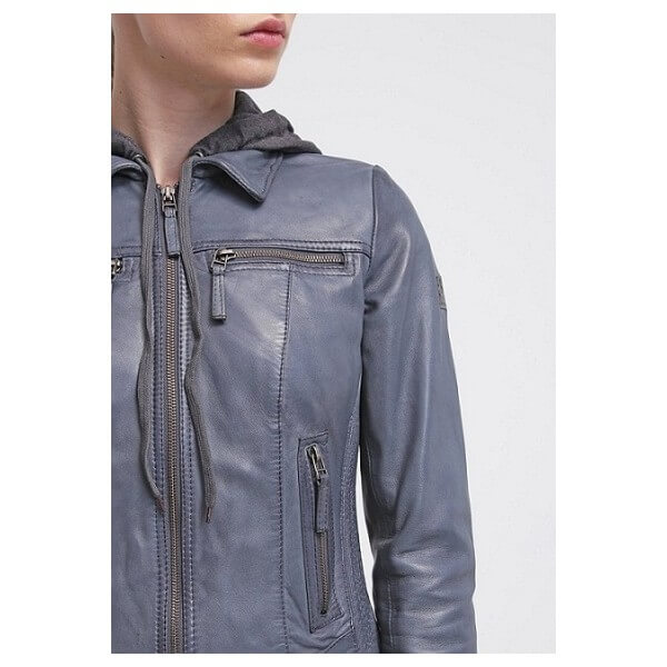 LC Emmy Freaky Nation Leather Jacket