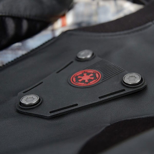 Fighter Pilot Leather Jacket From Star Wars