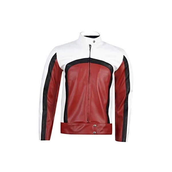 Freddie Mercury Cafe Racer Jacket from Bohemian Rhapsody