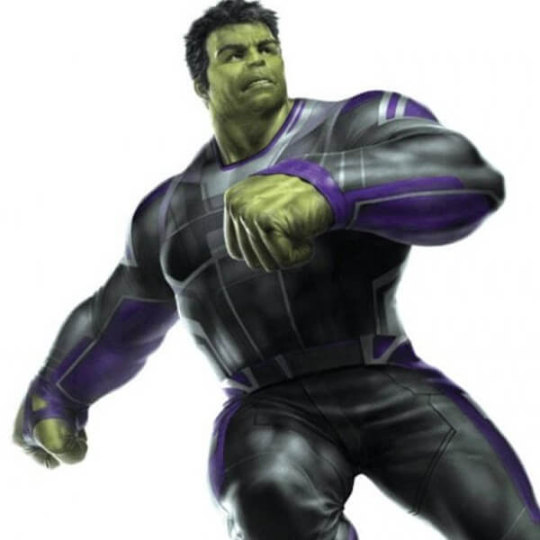 Hulk Purple Leather Jacket Avengers Endgame