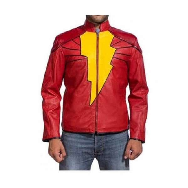 Shazam: Original Leather Costume