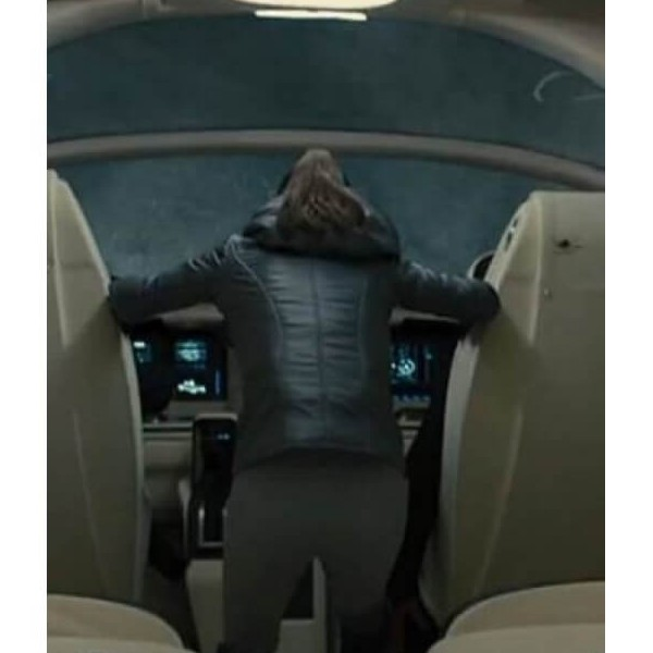 Sylvia Hoeks Jacket from Blade Runner 2049 Movie