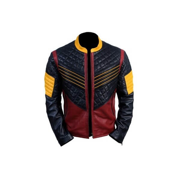 The Flash Cisco Ramon Vibe Leather Jacket