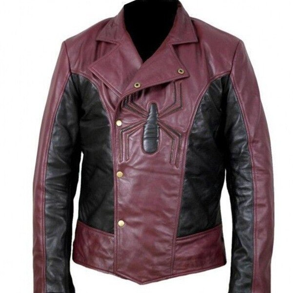 The Last Stand Spider-Man Leather Jacket